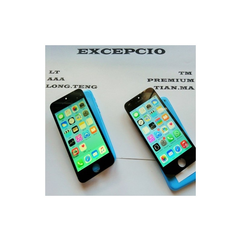 vitre iphone 5c